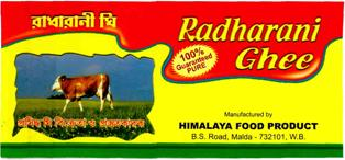 Himalaya FOOD Product