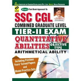 SSC Combined Graduate Level Tire 2 Exam Quantitative Abilities (Arithmethical Ability)