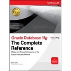 Oracle Database 11G: The Complete Refere 1st Edition