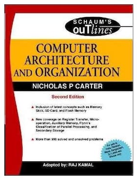 Computer Architecture & Organization (SIE) (Schaum's Outline Series) 2nd Edition