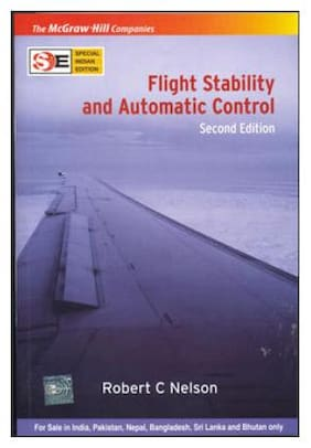 Flight Stability And Automatic Control (Sie) 2Nd Edition