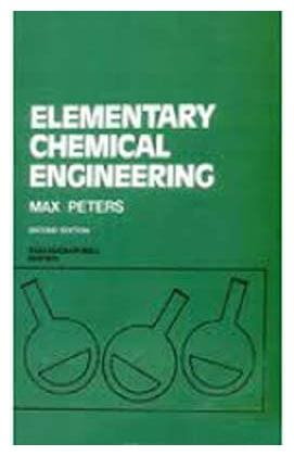 Elementary Chemical Engineering 2nd Edition