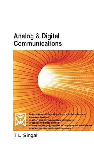 Buy Analog And Digital Communication Book at 10% off  |Paytm