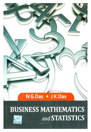 Business Mathematics and Statistics 1st Edition