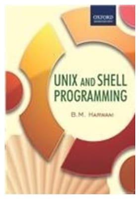 Unix and Shell Programming 1st Edition