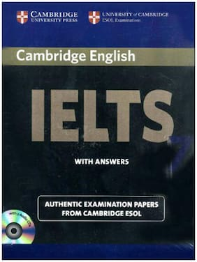 Cambridge Ielts (With CD) With 175 Disc