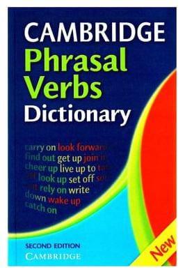 Cambridge Phrasal Verbs Dictionary South Asia Ed?