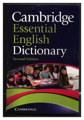 Cambridge Essential English Dictionary South Asian Edition 2 Ed.