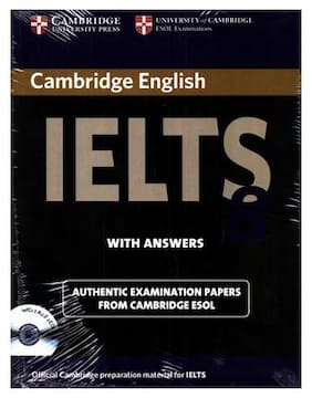 Cambridge IELTS 8:Self-study Pack  Official Examination Papers from Un