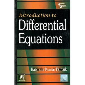 INTRODUCTION TO DIFFERENTIAL EQUATIONS 1st Edition