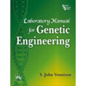 LABORATORY MANUAL FOR GENETIC ENGINEERING