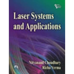 Laser Systems And Applications 1st Edition