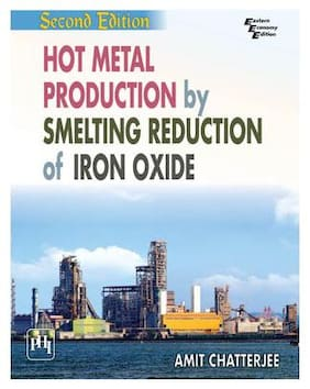Hot Metal Proon By Smelting Reduction Of Iron
