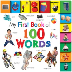 Sterling My First of Index Board Book 100 Words
