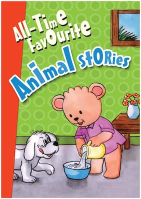 Sterling HB Story Books -All Time Favourite Animal Stories