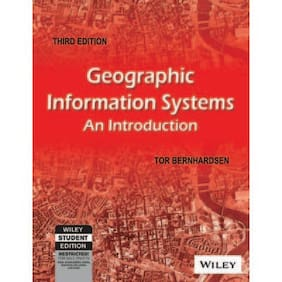 Geographic Information Systems: An Introduction  3Rd Ed 3rd ED Edition