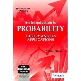 An Introduction To Probability : Theory And Its Applications (Volume - 1)