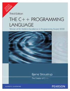 C++ Programming Language, 3e