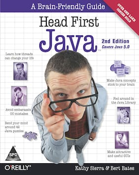 Head First Java, 2nd Edition (Covers Java 5.0)