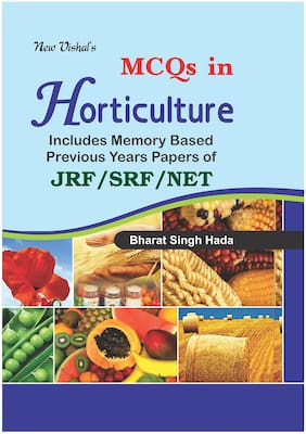 MCQs in Horticulture for JRF Exam