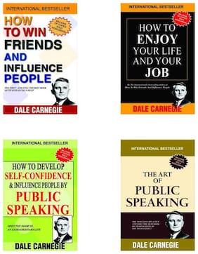 Best of Dale Carnegie (Set of 4 Books)
