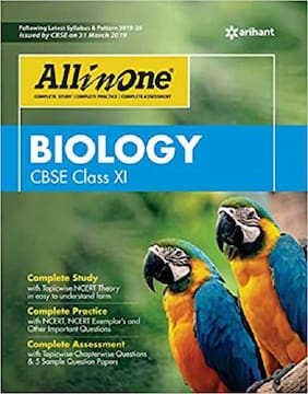 All In One BIOLOGY CBSE class 11