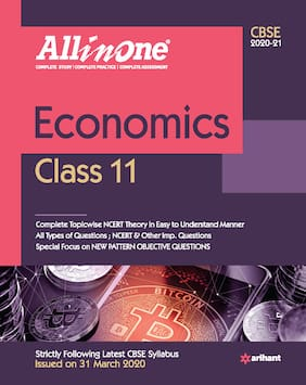 CBSE All In One Economics Class 11 for 2021 Exam