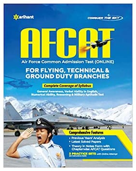 AFCAT (Flying technical & ground duty branch) 2021