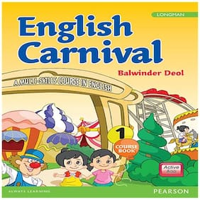 English Carnival Coursebook 1