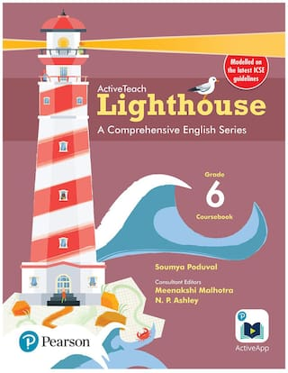 Lighthouse: English Course Book for ICSE Class - 6