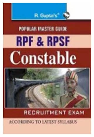 RPF and RPSF Constable Recruitment Exam Guide