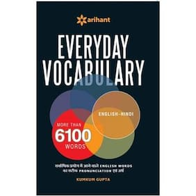 Everyday Vocabulary More Than 6100 Words