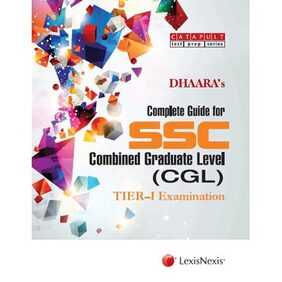 SSC-Combined Graduate Level (Tier 1) The Complete Preparation Guide