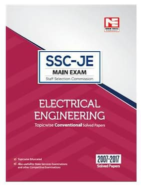 SSC : JE Electrical Engineering-  Previous Year Conventional Solved Papers