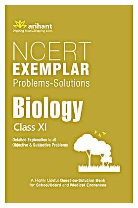 NCERT Exemplar Problems-Solutions BIOLOGY class 11th