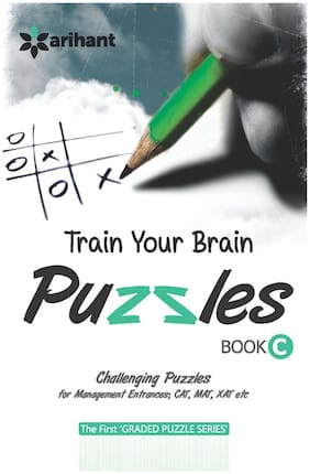Train Your Brain Puzzles Book C