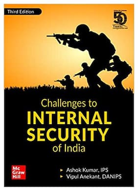 Challenges to Internal Security of India 3/E