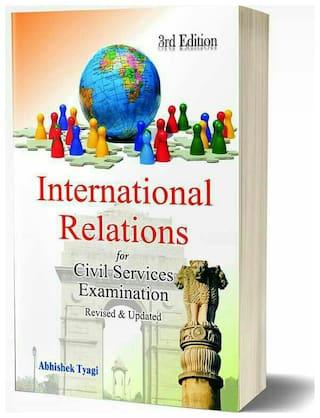 International Relations For Civil Services Examination By Abhishek Tyagi