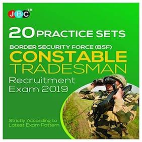 20 Practice Sets Border Security Force (BSF) Constable Tradesman Recruitment Exam 2019