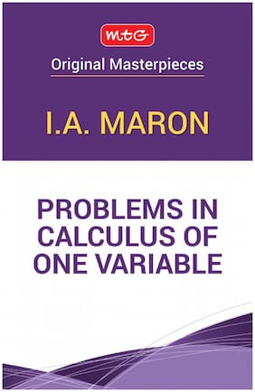 Problems In Calculus Of One Variable