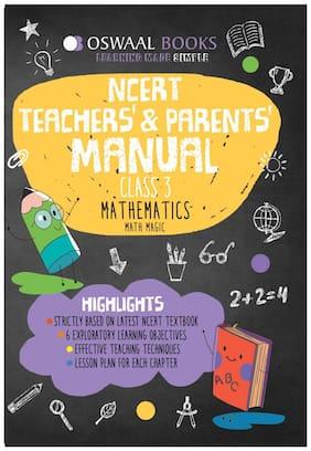 Oswaal NCERT Teachers & Parents Manual Class 3 Mathematics Math Magic Book