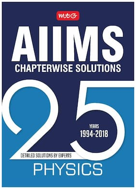 25 Years AIIMS Chapterwise Solutions -Physics