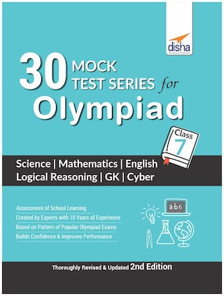 30 Mock Test Series for Olympiads Class 7  Science