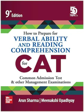 How to Prepare for Verbal Ability and Reading Comprehension for CAT 9/e By Arun Sharma