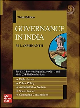 Governance in India By Laxmikanth 3/E