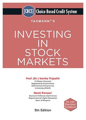 Taxmann s Investing in Stock Markets
