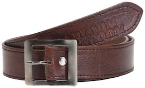 Abloom mens Brown casual Belt