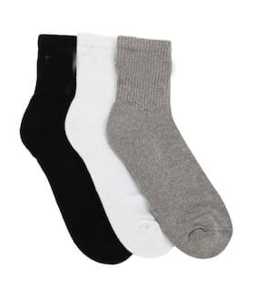 Ankle Length Socks Pack of 3