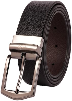 ADDITION Formal Leather |Casual Leather Reversible belt for man