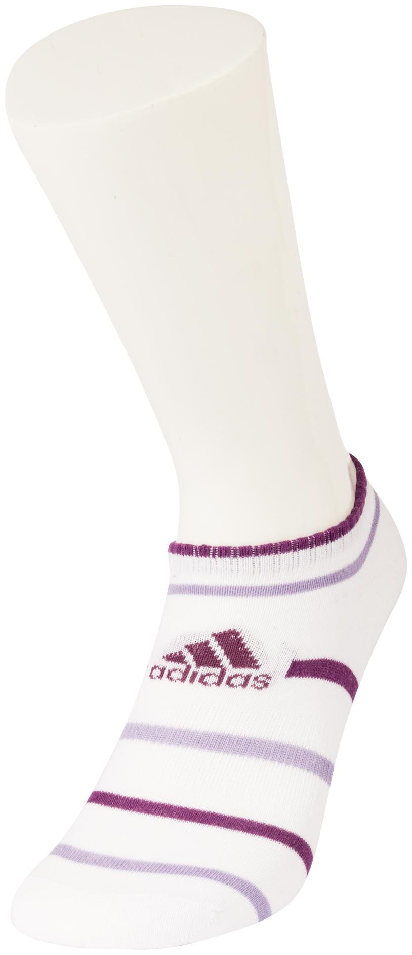 Adidas Multicolor Cotton Low Cut Socks   Pack Of 1 by R B S Global Sales